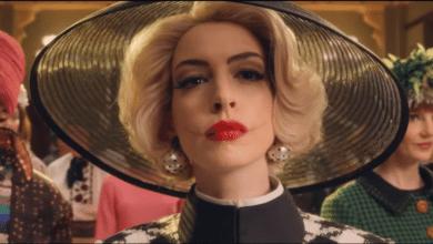 Anne Hathaway dans Sacrées Sorcières de Robert Zemeckis (2020)
