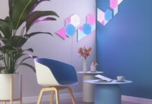Photo de Du nouveau chez Nanoleaf avec les Shapes Triangles et Mini Triangles !