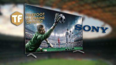 Photo de Sony partenaire de TELEFOOT pour suivre la Ligue 1 !