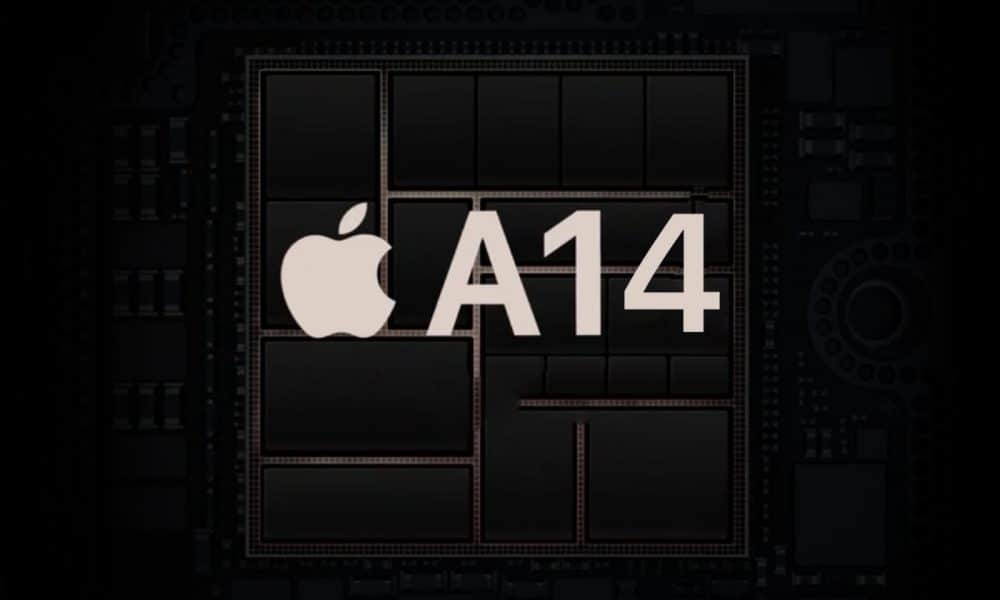 Puce A14 iPhone 12