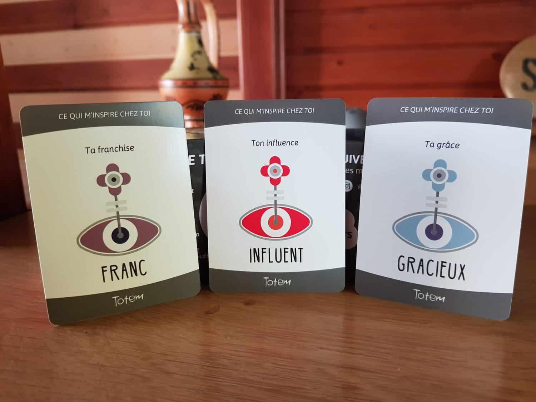 Totem - Cartes Qualités