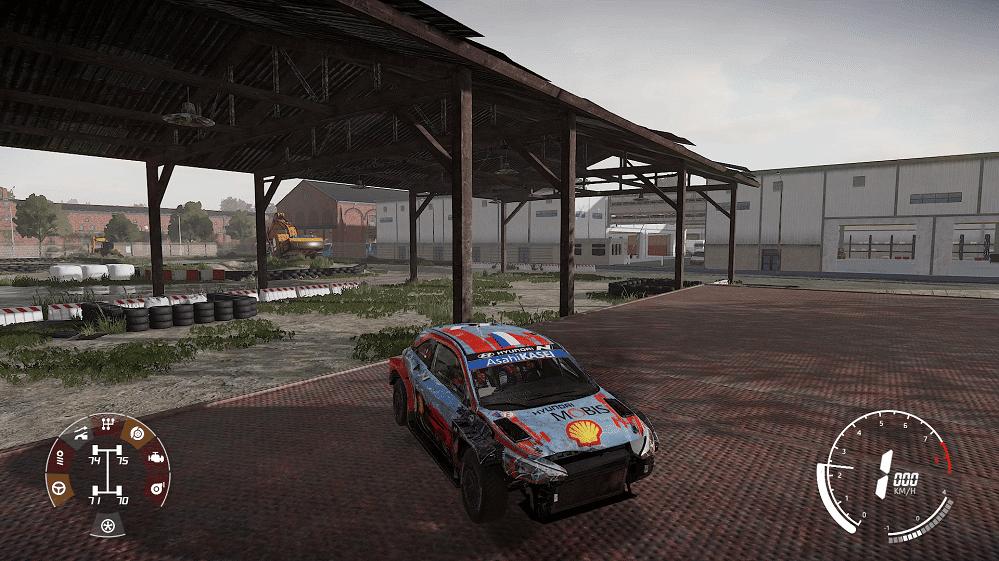 test wrc9 rallye