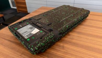 Photo de The Box, le premier colis ultra-connecté, écologique et réutilisable