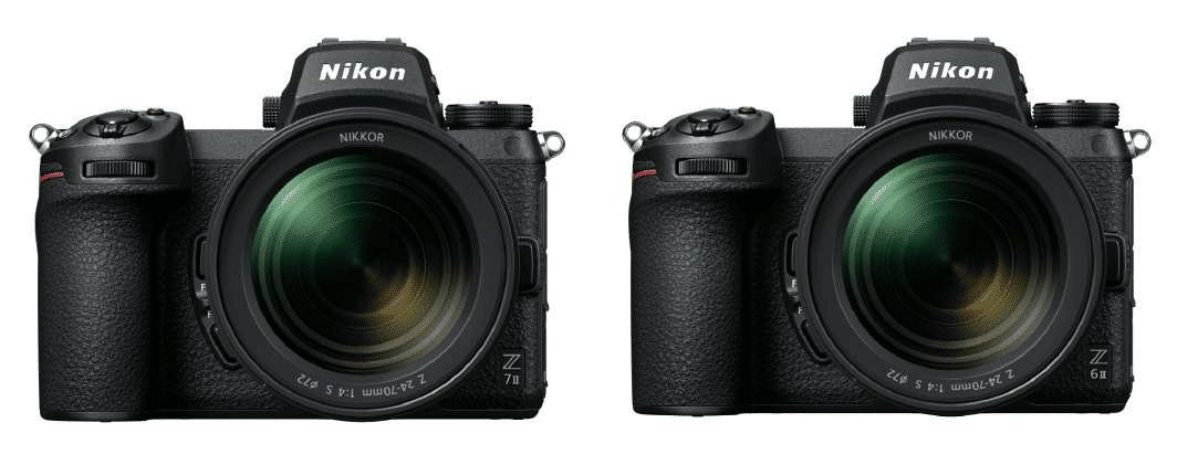 Nikon - Z 7II et Z 6II