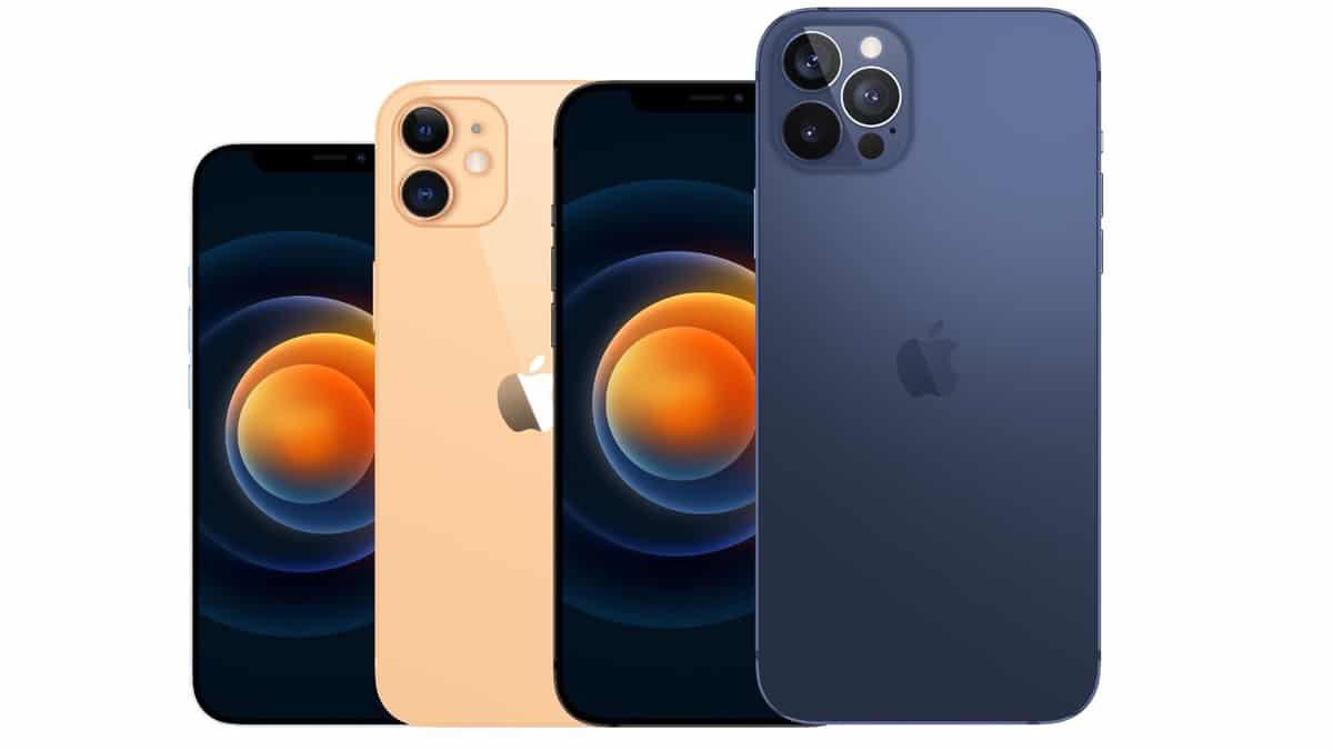 iphone-12-Mini-Pro-Max-prix-fiches-techniques-fuite