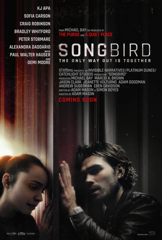 Affiche du film Songbird