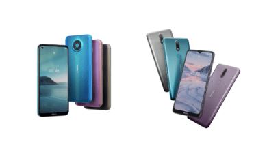 Photo de Nokia 3.4 et 2.4, voici les deux nouveaux smartphones du finlandais