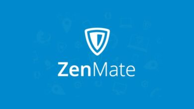 test zenmate vpn head