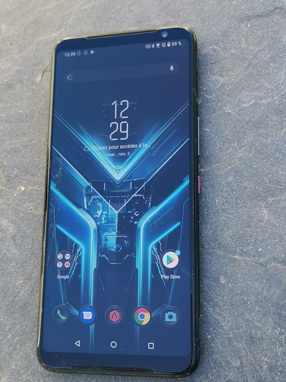Asus ROG phone 3 écran