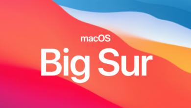 Photo de macOs Big Sur : Ce qu'il faut savoir sur son arrivée le 12 Novembre 2020 !