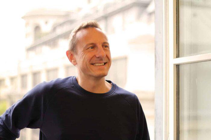 Frédéric Leclef, co-fondateur de Lyf Pay