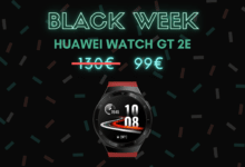 Photo de Huawei Watch GT 2e passe sous la barre des 100 € – Black Week