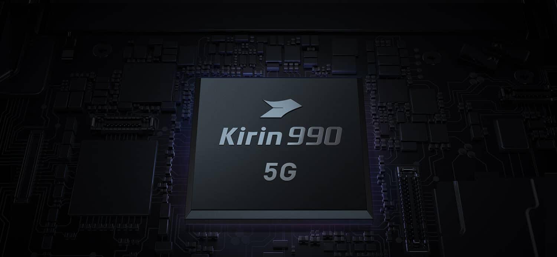 Huawei Puce Kirin 5G