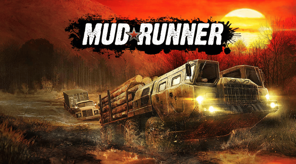 MudRunner/ Epic Game Luncher
