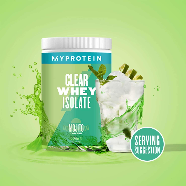 Myprotein promotion blackfriday 2020 clear whey mojito
