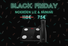 Noerden Liz Minimi bon blan black friday