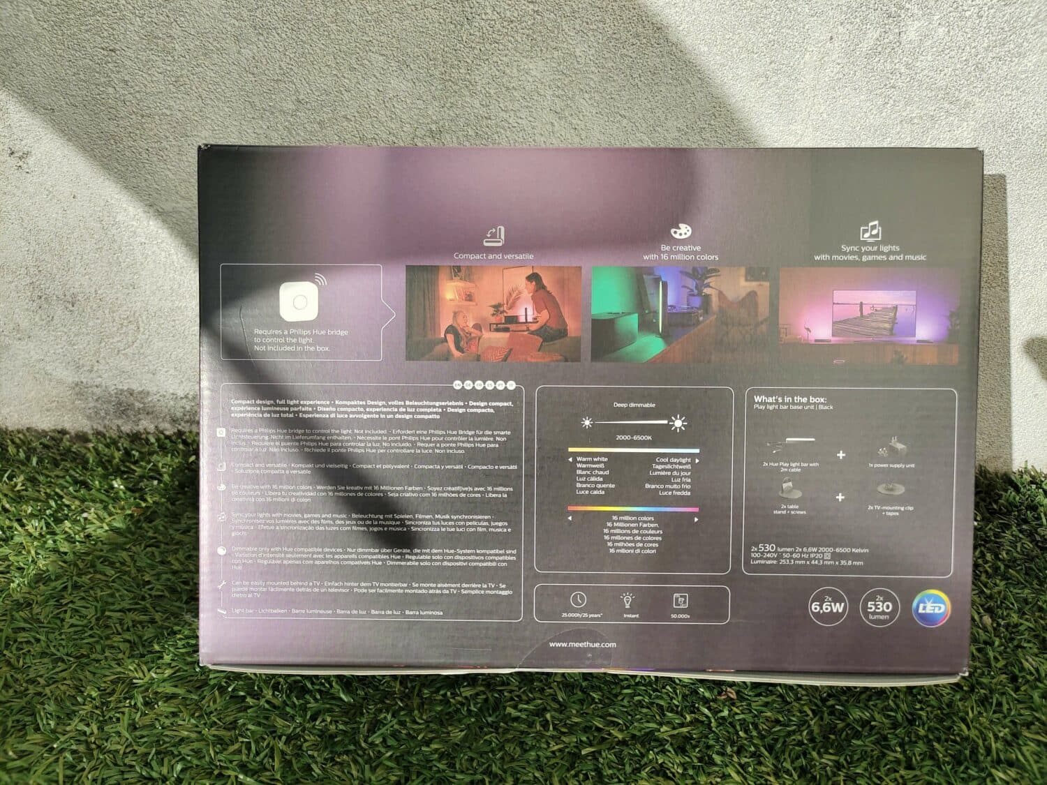 Philips Play Bar - Unboxing