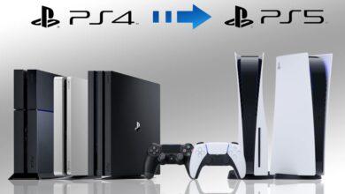 Photo de PS5 : Voici les jeux boostés à la sortie de la console