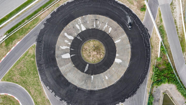 Porsche Taycan Guinness Record