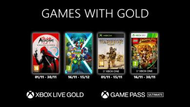 Photo de Xbox Gold : Les jeux offerts du mois de Novembre 2020