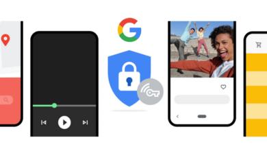 Le VPN selon Google