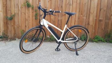 Image a la une le vélo mad