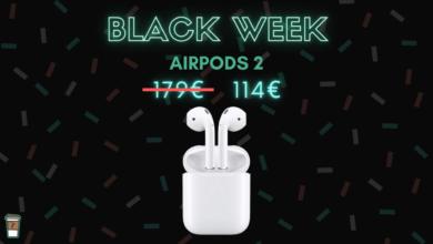 airpods-2-bon-plan-black-week-apple