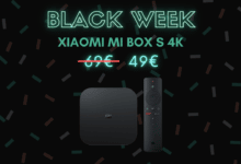 Photo de 20 € de réduction sur la  box Android TV Xiaomi Mi Box S 4K – Black Week