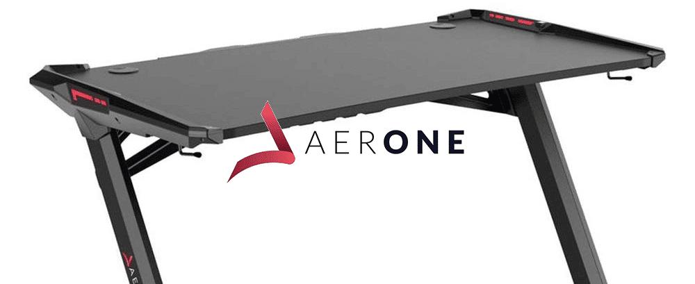 Bureau AERONE Gamer Zero
