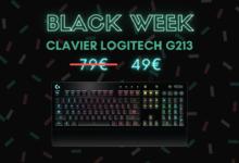 Logitech G213 - Mise en avant