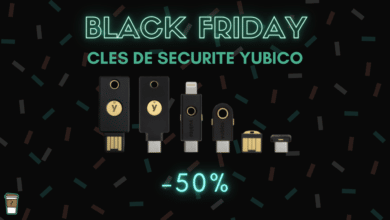 cles-de-securite-yubico-bon-plan-black-friday