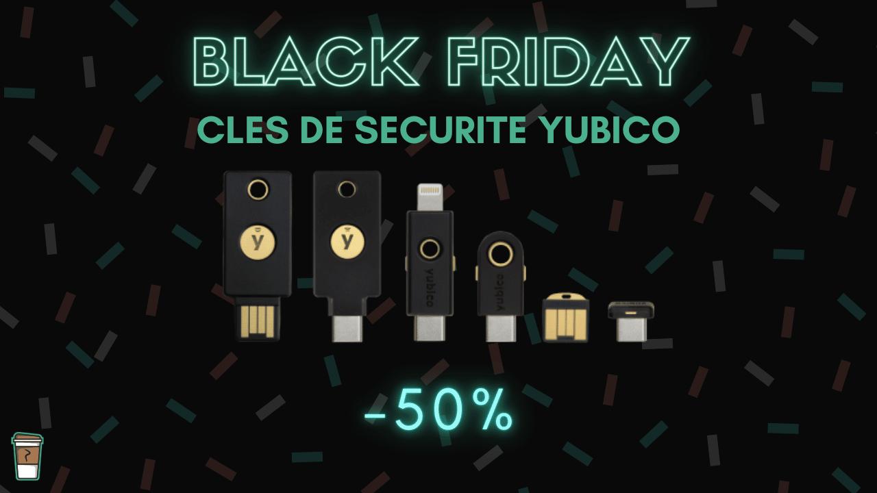 cles-de-securite-yubico-bon-plan-black-friday