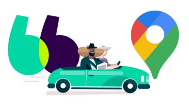 covoiturage travail domicil google maps