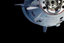 Photo de ISS – L'Amérique regagne son indépendance grâce à SpaceX
