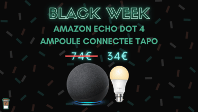 echo-dot-4-ampoule-connectee-tapo-bon-plan-black-week