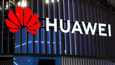 huawei Puces fabrication chine