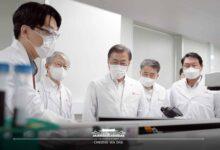 Photo de Le médicament et vaccin du COVID-19 seront fabriqués en Corée !