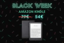 Photo de La liseuse Kindle est à 54 euros sur Amazon (-31%) – Black Week