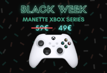 Photo de Manette Xbox Series X et S : une réduction de prix de 17% – Black Week