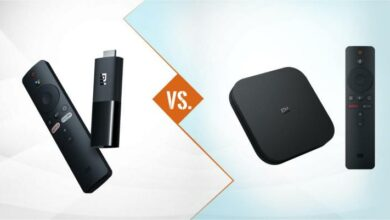 Mi box 4 VS mi Tv stick