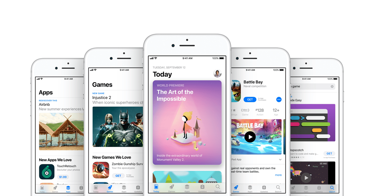 Google Stadia - App Store