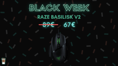 Razer Basilisk V2 - Mise en avant