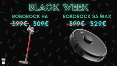 roborock black week