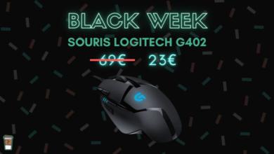 Logitech G402 - Mise en avant