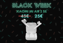 Photo de Les AirPods de Xiaomi sont à 25 euros (-41%) – Black Week
