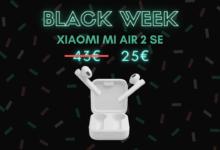 Photo de Les AirPods de Xiaomi sont à 25 euros (-41%) – Black Week
