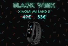 Photo de Le Xiaomi Mi Smart Band 5 affiche un prix jamais vu – Black Week