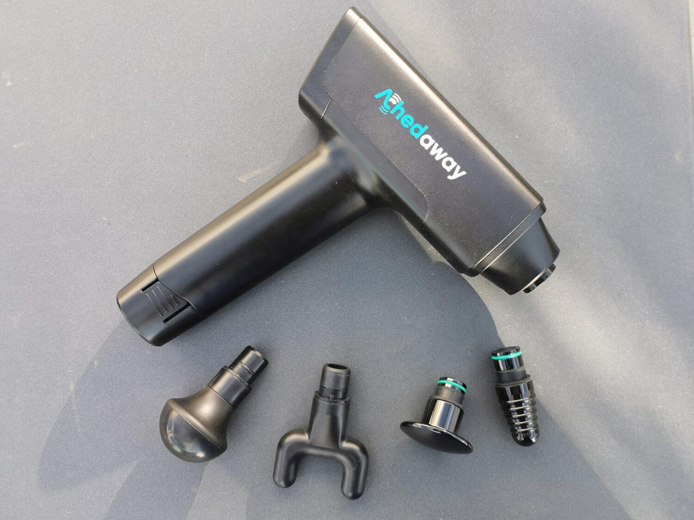Achedaway Pro pistolet Massant