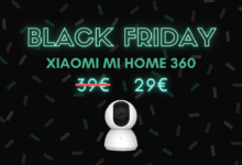 Xiaomi Mi Home 360 Black Friday