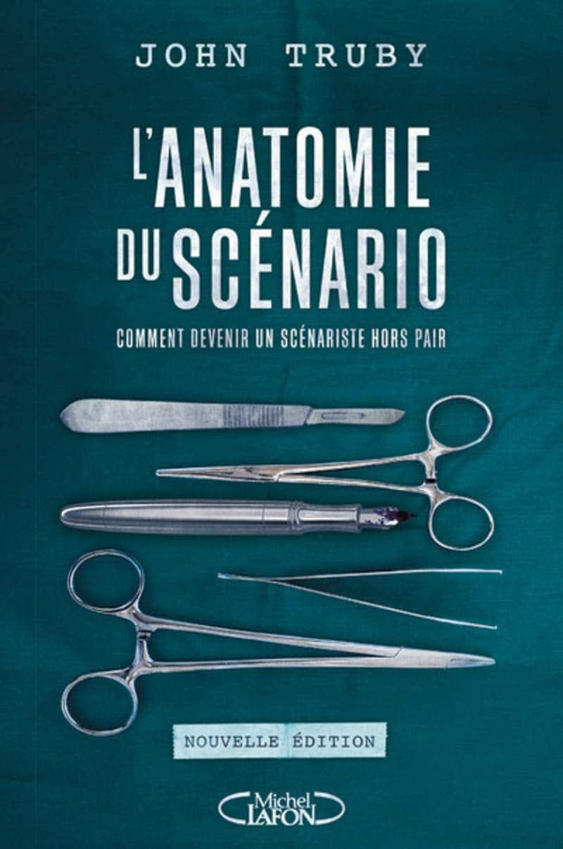 1ère de couverture de Anatomie du scénario de John Truby